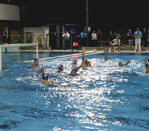 European Universities Water Polo Cup 2017 concludes